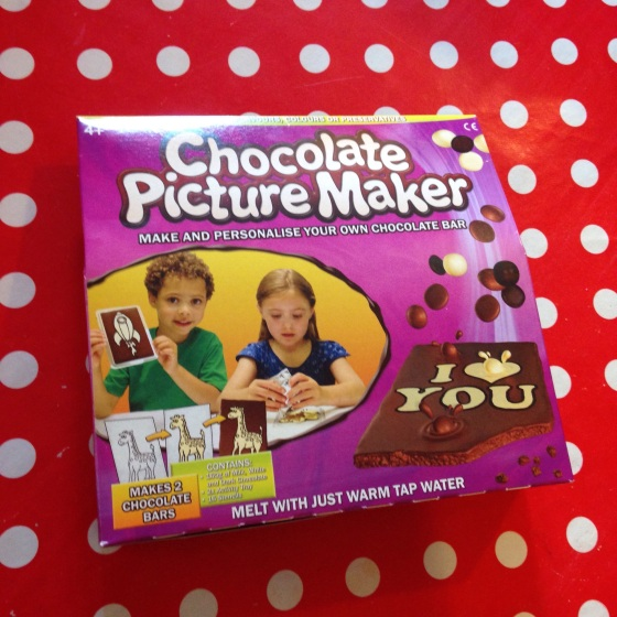 Chocolate Picture Maker Review