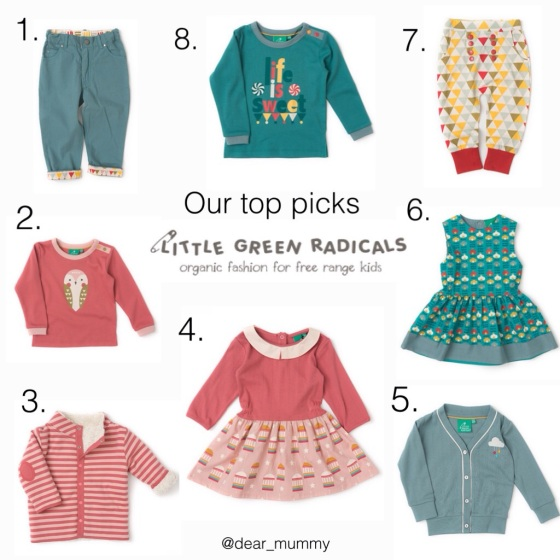Little Green Radicals AW15