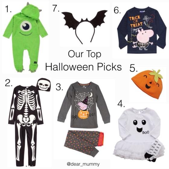 Supermarket Halloween Childrenswear