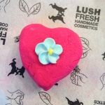 Lush Review Creamy Candy Bubble Bars