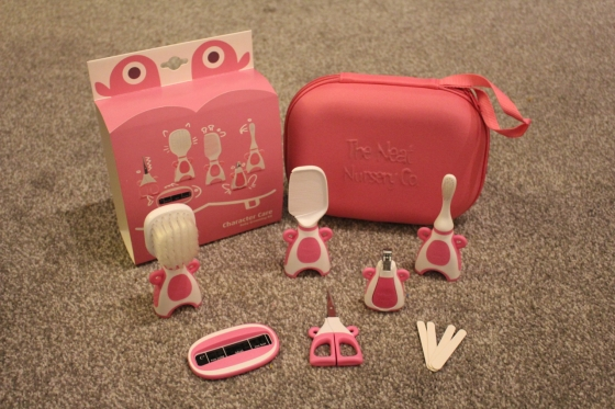 Character Care Baby Grooming Kit