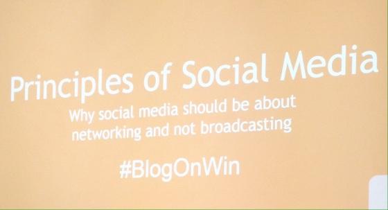 The Principles of Social Media