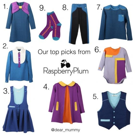 RaspberryPlum Childrenswear