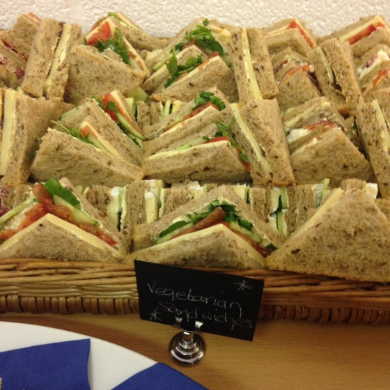 BlogOnWin Sandwiches