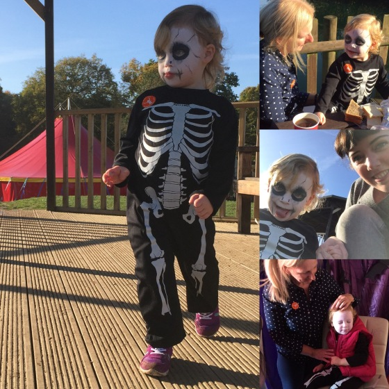 Halloween at Wellington Country Park