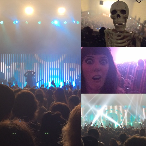 Bring me the horizon gig