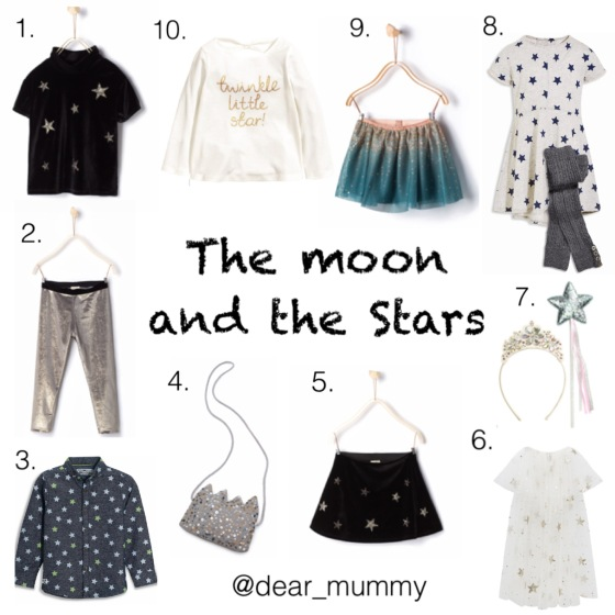 #OntheMoon kids clothes