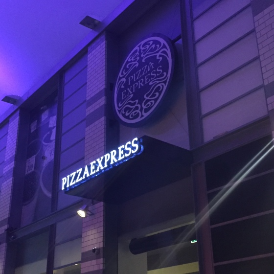 Pizza Express in Basingstoke