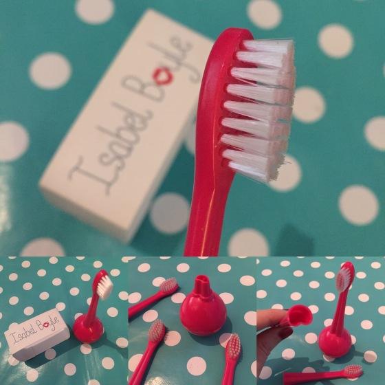 Isobel Boyle Toothbrush