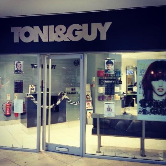 Toni & Guy Basingstoke