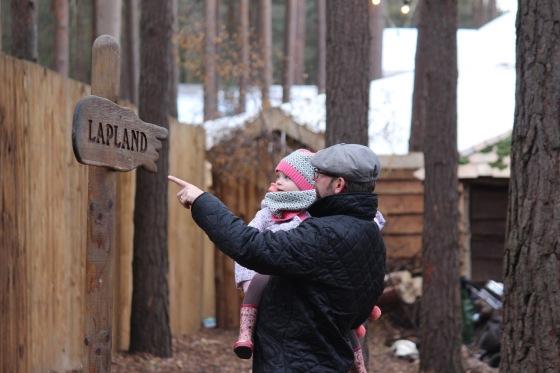LaplandUK Entrance