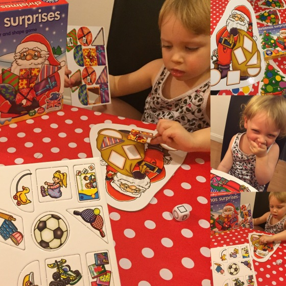 Orchard Toys Christmas Surprise Game