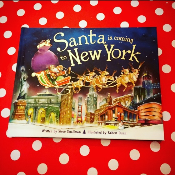 Santa in New York