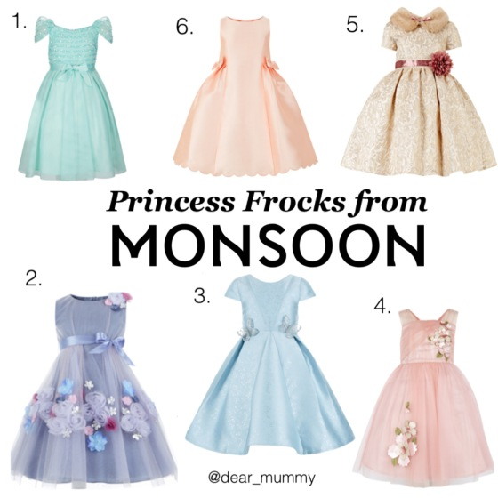 Monsoon Party Wear