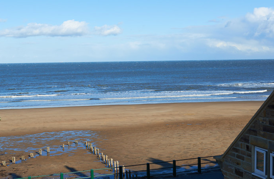 BEACHSIDE, SANDSEND