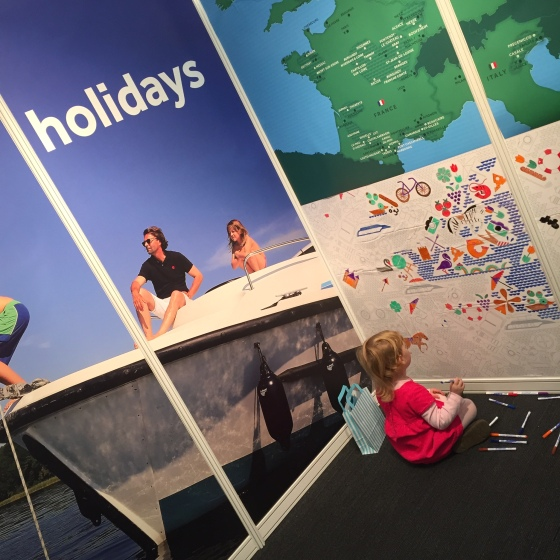 Family Travel Show Review