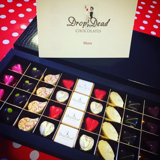 Drop Dead Chocolate Review