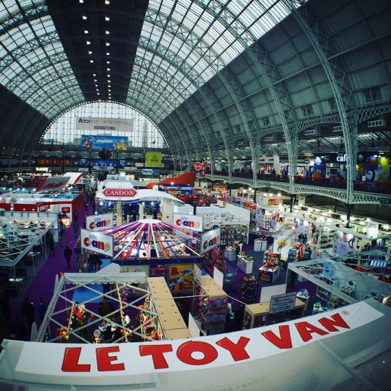 The Toy Fair 2016
