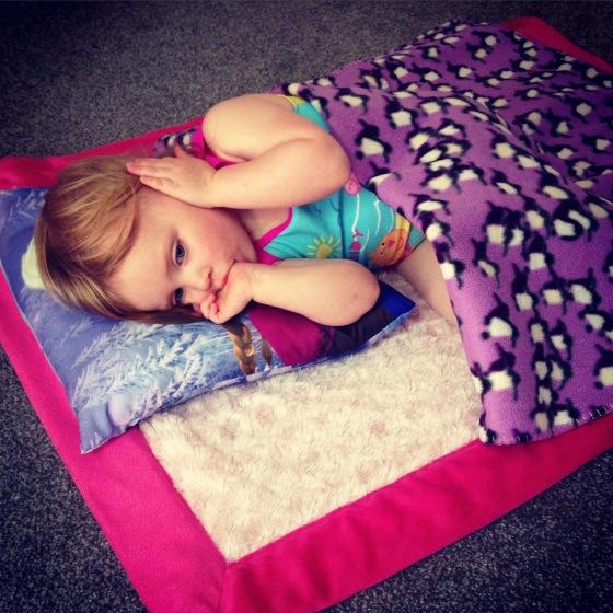 Sleeping Bella