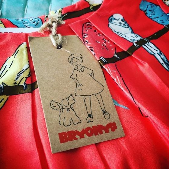 Bryony & Co dress