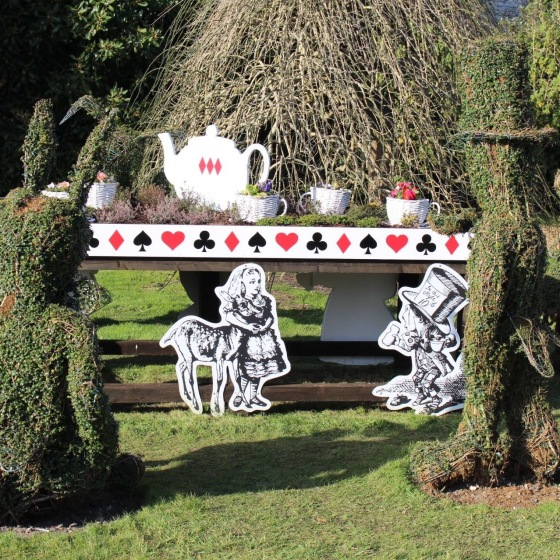 Beaulieu Mad Hatters Tea Party