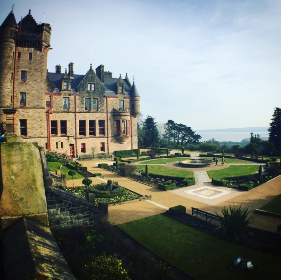Belfast Castle Review