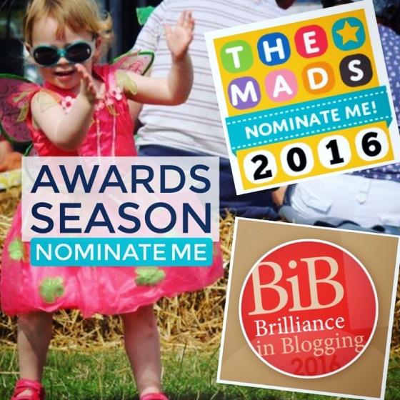 Blogging Awards