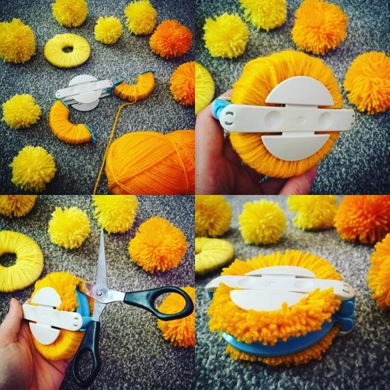 Clover Pom-Pom maker