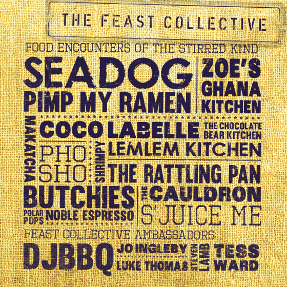 The Feast Collective Tent