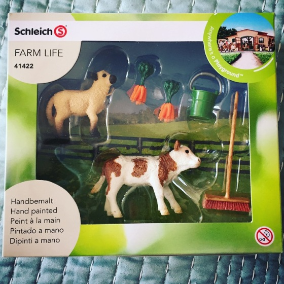 Schleich Farm Yard Animal Review