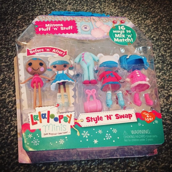 Lalaloopsy Minis Style 'n' Swap Review