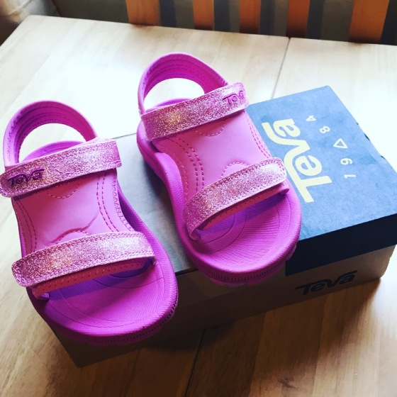 Teva Toddler Girls Psyclone Sandals