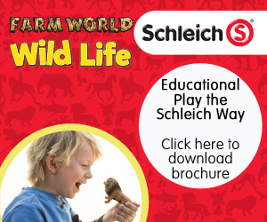 Schleich Educational Play 16-page brochure