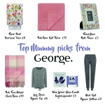 New Mum gifts from George at ASDA