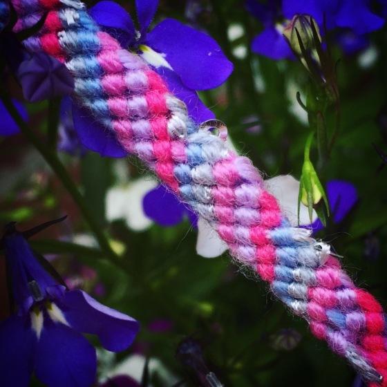 Deramores Wool Friendship bracelets
