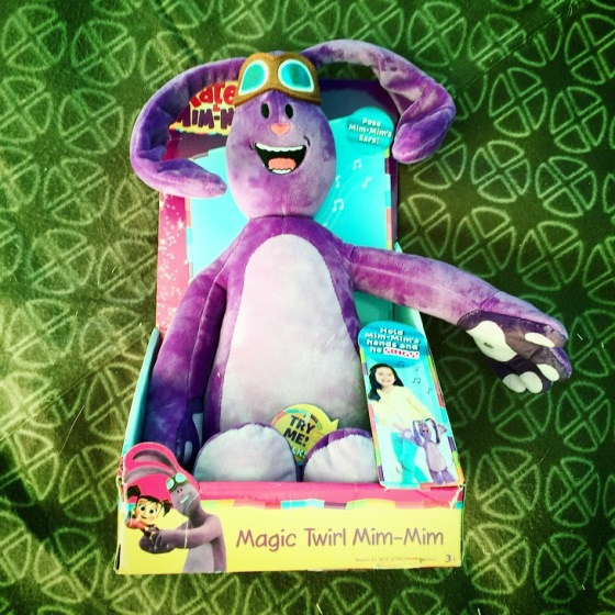 Mim Mim Magic Twirl Plush