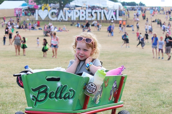 Camp Bestival Review