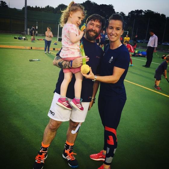 Olympic Gold Medalist Maddie Hinch