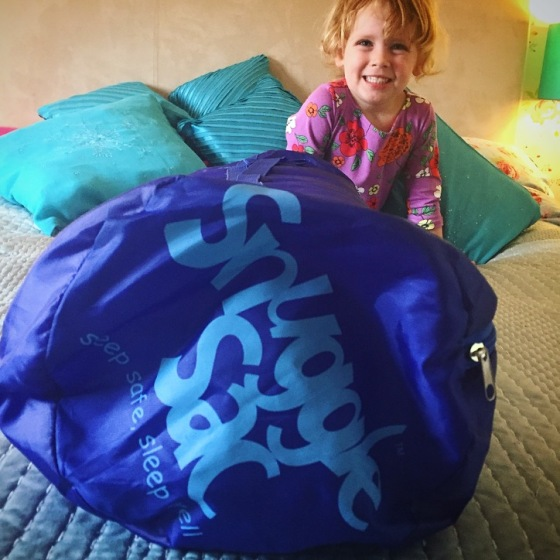 Snuggle Sac Review