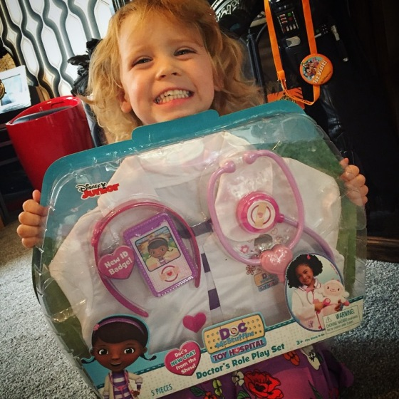 Doc McStuffins Toy Hospital Role-Play Set Review