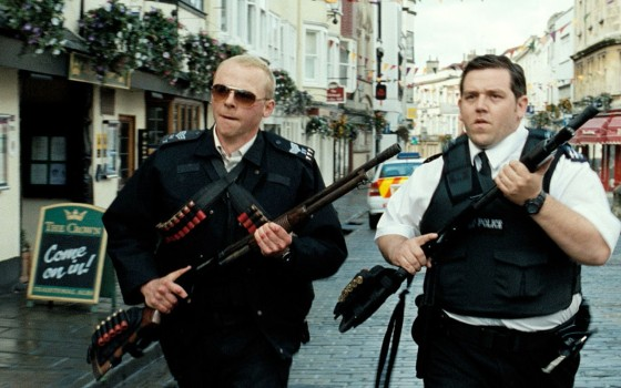 Hot Fuzz location in UK