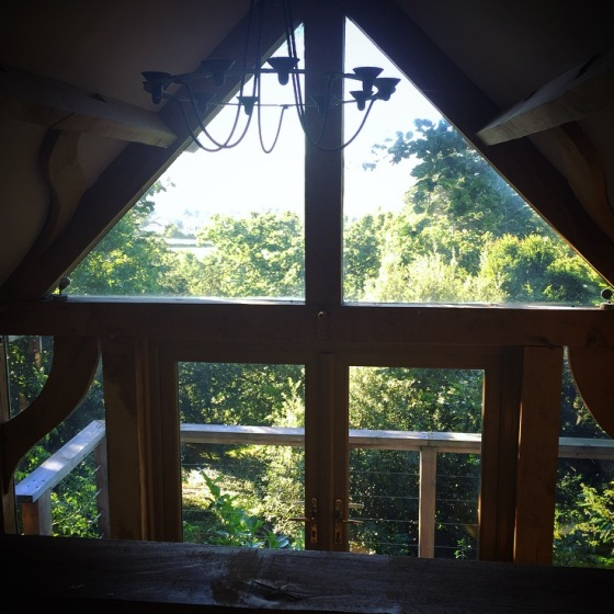 Uplands Treehouse, Somerset Review