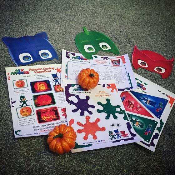 PJ Masks #PJHalloweenParty