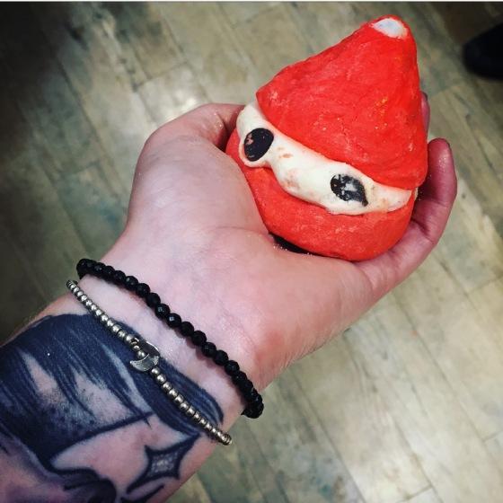 LUSH Christmas Basingstoke