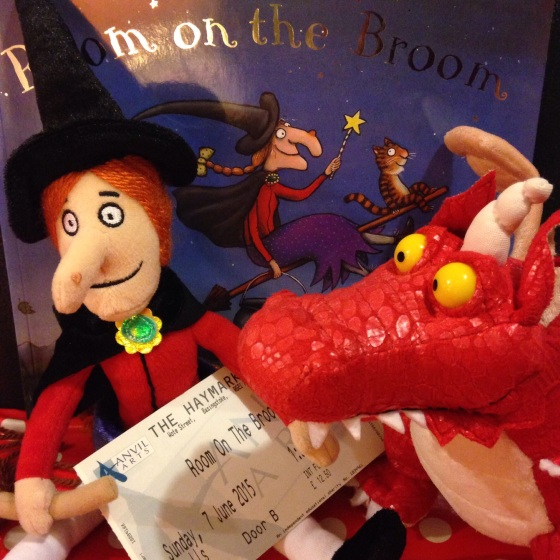 Room on the Broom ideas for kids