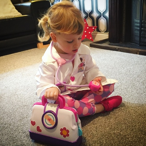 Doc McStuffins Hospital Bag