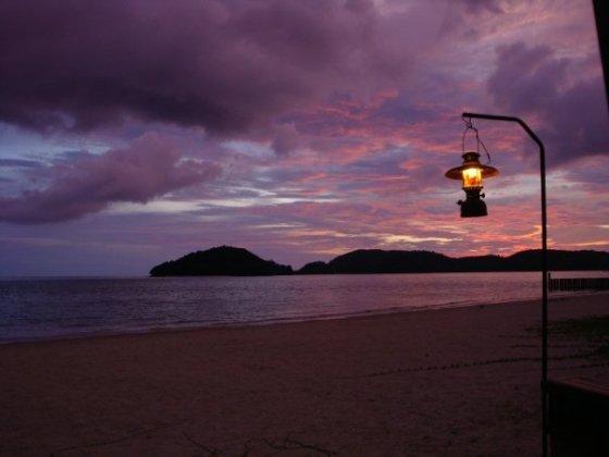 asia-sunset