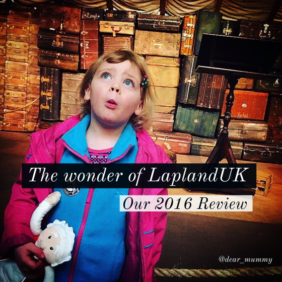 Blogger LaplandUK Review