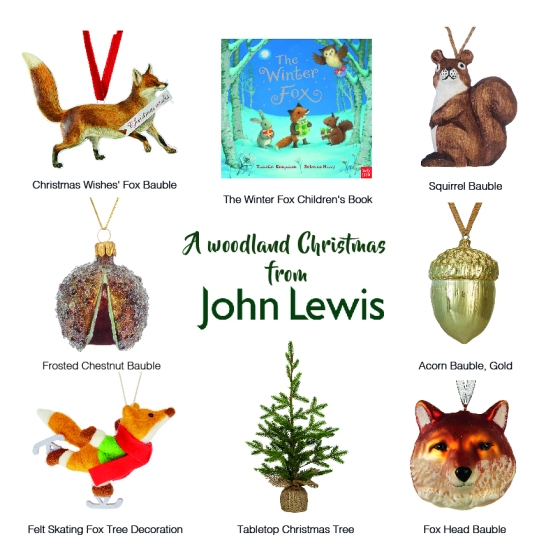 John Lewis Christmas Tree Themes.My Favourite John Lewis Christmas Decorations Dear Mummy Blog