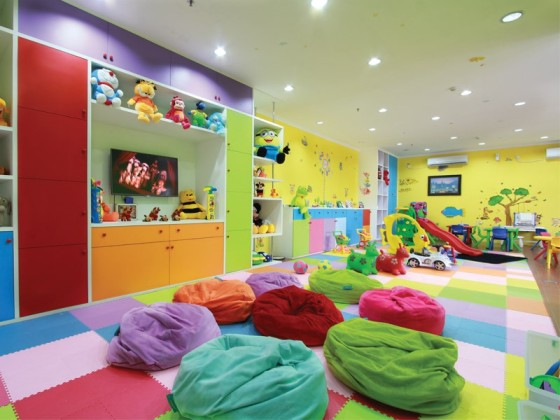 R Hotel Rancamaya Kids Club